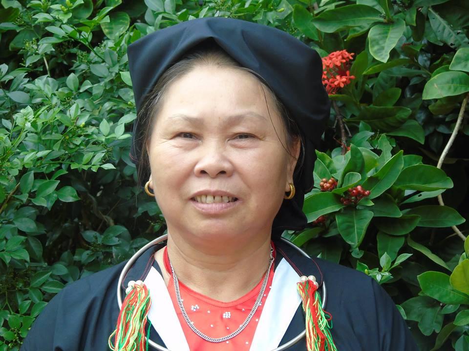 Mẹ vợ của Bùi Văn Trúc