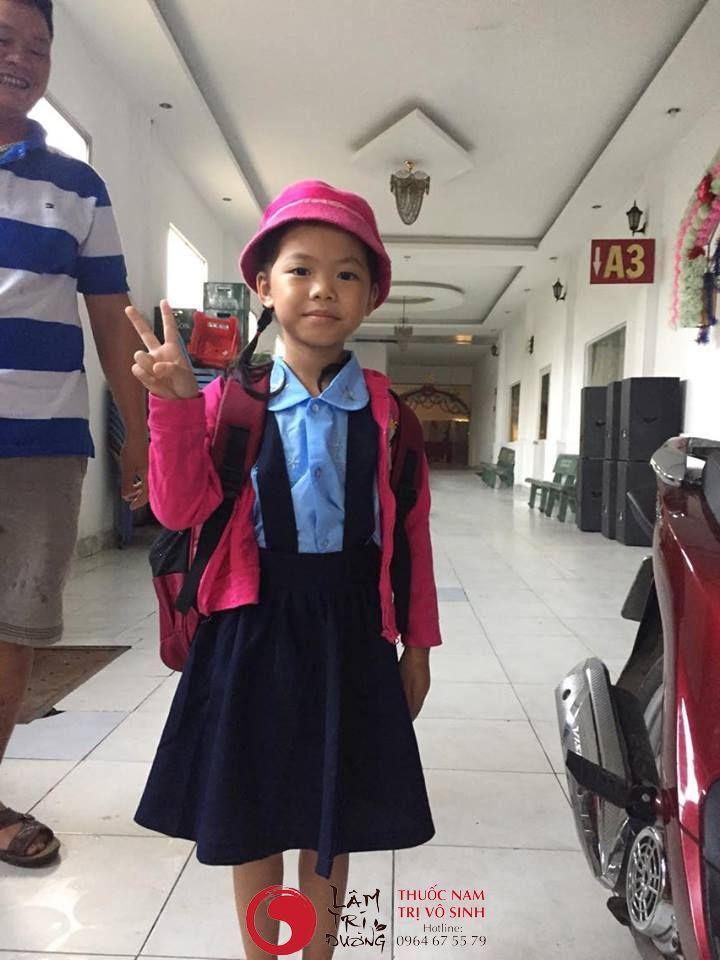 Con gái Bùi Văn Trúc