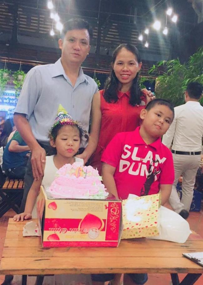 Gia đình nhỏ của tôi Bùi Văn Trúc