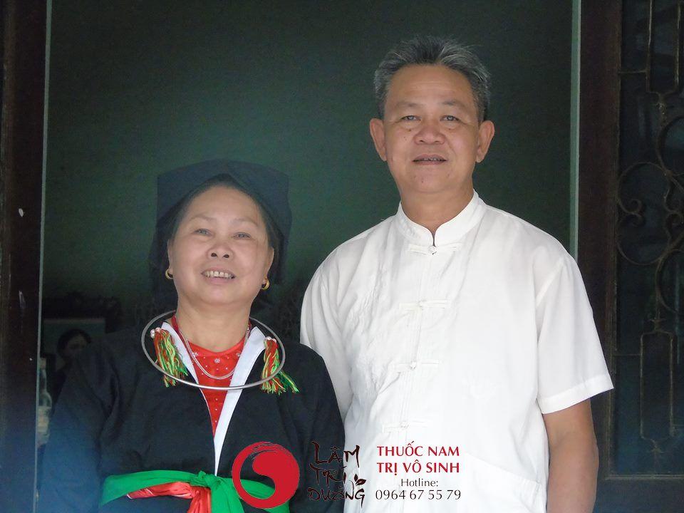 Bố mẹ vợ của Bùi Văn Trúc